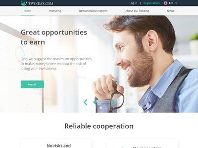 twindax.com