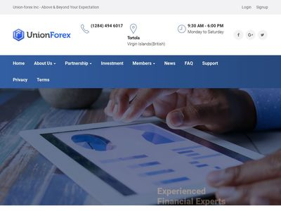 union-forex.net