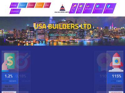 USABUILDERSLTD - usabuildersltd.com