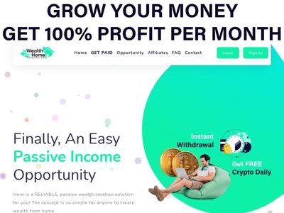 wealth4rmhome.com