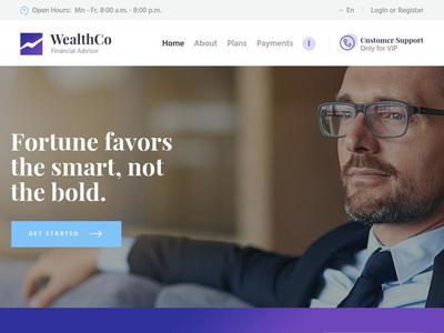 [SCAM] wealthco.biz - Min 10$ (9% daily for 40 days) RCB 80% Wealthco.biz