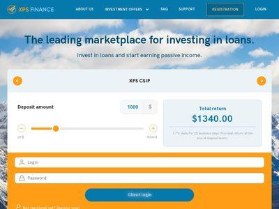 xpsfinance.com