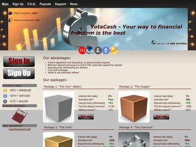 yotacash.com