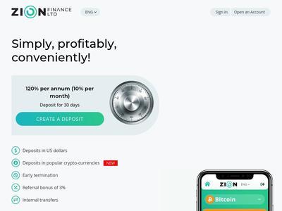 ZION-FINANCE - zion-finance.com